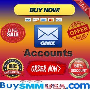 Buy GMX Accounts