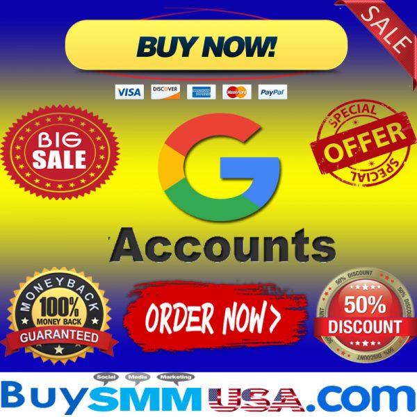 Buy Google Accounts