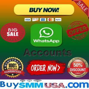 Buy WhatsApp Accounts