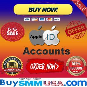 Buy Apple ID